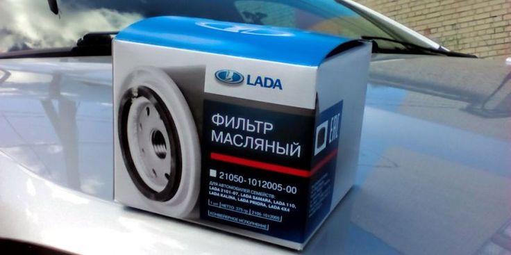 Масляный фильтр Lada Vesta
