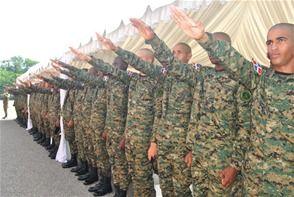 Ejército Gradúa 848 Nuevos Soldados