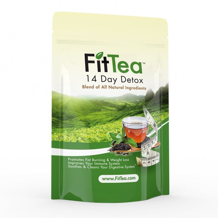 14 day detox weight loss