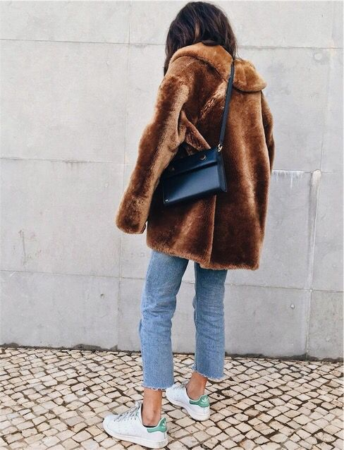 Best 25  Brown fur coat ideas on Pinterest | Vintage fur coat ...