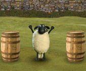 Le Bonneteau avec Shaun le mouton