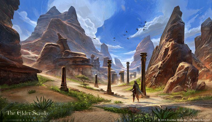 https://www.artstation.com/artwork/elder-scrolls-online-bangkorai