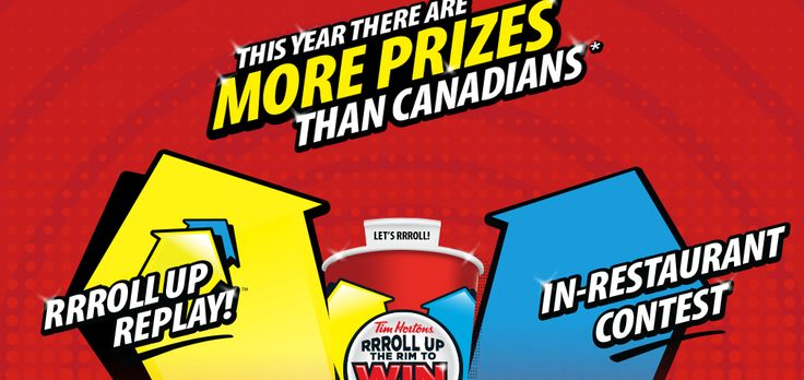 Roll up the Rim is Back ! Online Contest #TimHortons #Contest #InstantWIN