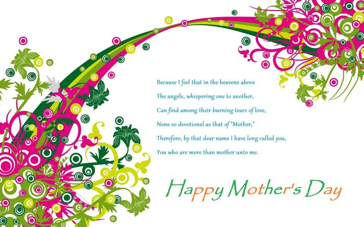 Mothers Day 2014 Greetings Cards