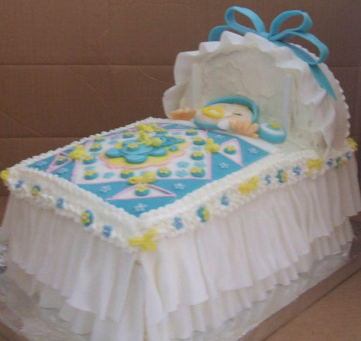 Cutiebabes Com Baby Shower Cake Decorations 12