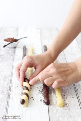 La tana del coniglio: Intrecci al cacao e vaniglia