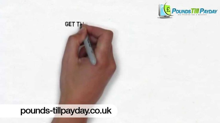 Pounds Till Payday UK - Get Your UK Payday Loans Today!