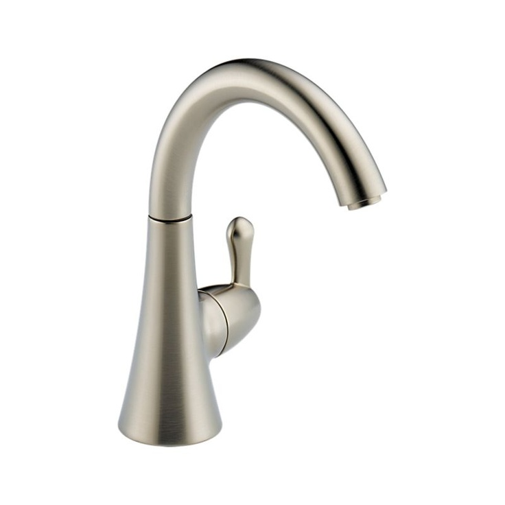 1977-SS-DST Transitional Beverage Faucet : Kitchen Products : Delta Faucet
