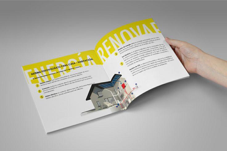 catalogo hecho para empresa ecológica de renombre mundial hecho por la agencia de publicidad  marketing diseño gráfico y paginas web en veracruz, link diseño e imagen