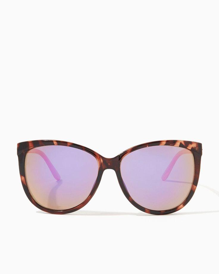 Sierra Cateye Sunglasses | Eyewear - Impulse | charming charlie