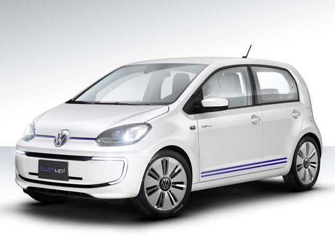 Volkswagen Twin up! Plug-in Hybrid Concept
