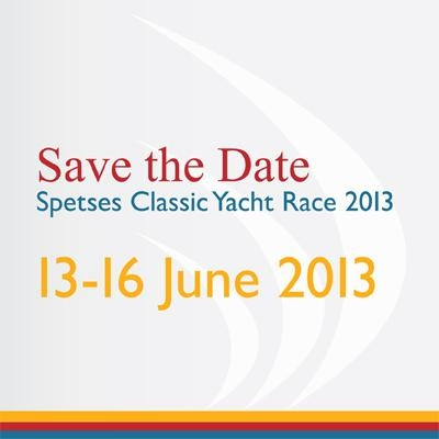 Spetses Classic Yacht Race 2013