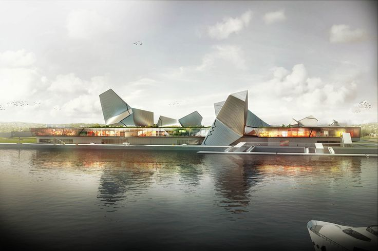 A New Era of CommunicationThis proposal for the Kinmen Passenger Service Center is based on the idea that what we are building is not just a piece of infrastructure, but also a cultural intervention. To do this, the unique history of Kinmen must be considered. Kinmenese culture has evolved from...
