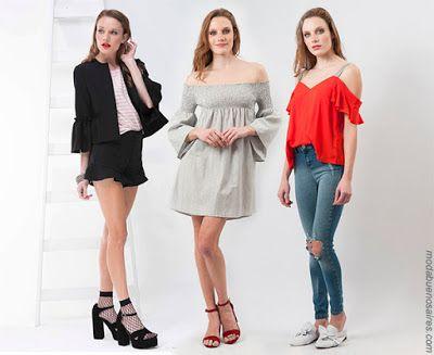 14 best Looks de moda primavera verano 2018. Ideas para outfits
