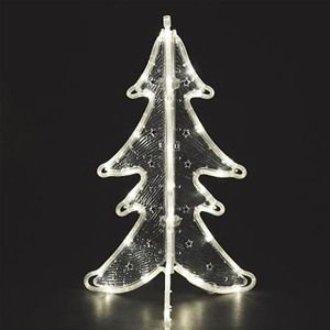 Konstsmide 3905-100 Small LED Foldable Tree Silhouette