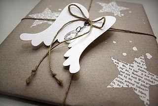 Idee Geschenkverpackung