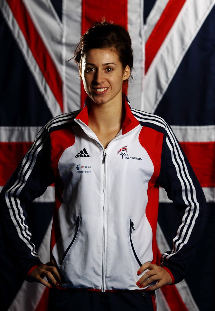 +73kg athlete Bianca Walkden