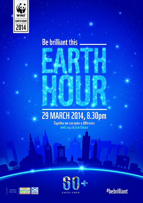 ☆ make it an evening of beautiful candle light for #EarthHour