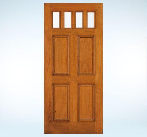 X  Glass Door