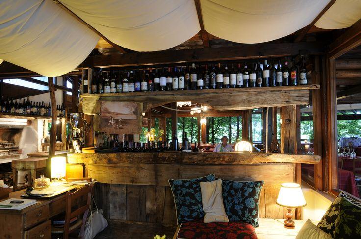 ristorante estivo http://www.cadelach.it/i-ristoranti/la-baracheta.php