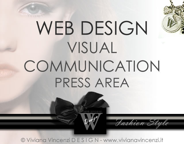 Viviana Vincenzi | Wed Design | Visual Communication | Press Area