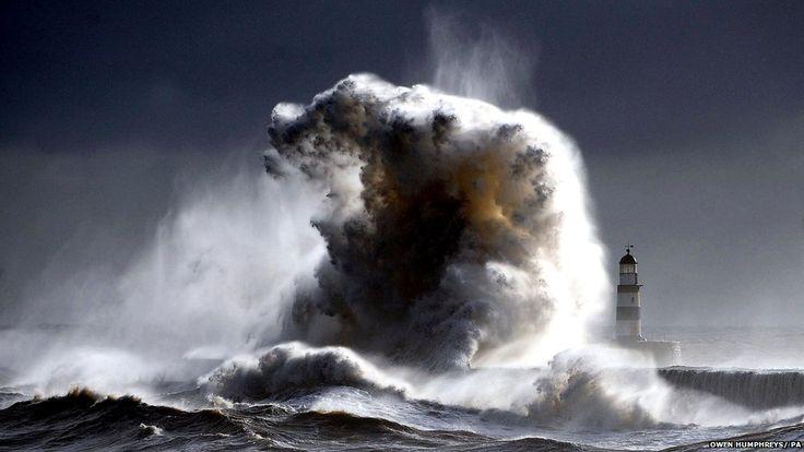 Gale force... (Owen Humphreys)