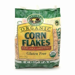 Nature's Path Organic Cereal, Corn Flakes 26.5 oz (750 g)(Pack of 6) $59.08