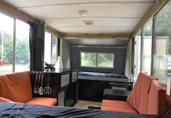 Apache Pop Up Renovated Popup Trailer Apache Camper A