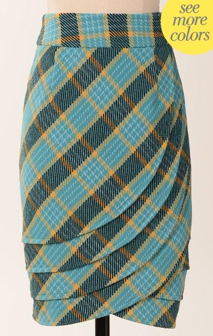 Bedford Skirt