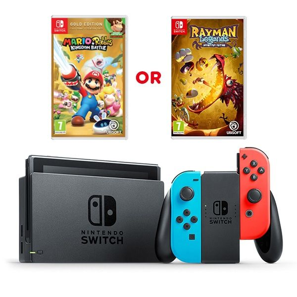 Smyths Nintendo Switch