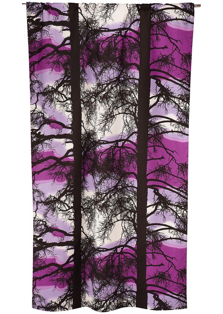NetAnttila - Vallila Kelohonka sivuverho 1x140x240 cm | Tekstiilit (saa olla käytetytkin jos siistit)