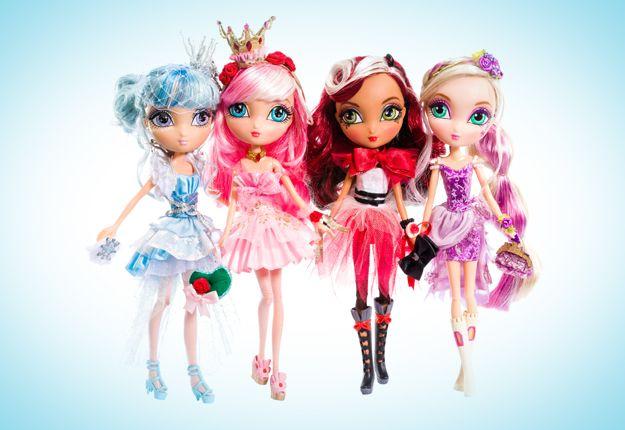 WIN 1 of 24 La Dee Da Fairytale Dance Party Dolls | Sept 2013 | Mouths of Mums