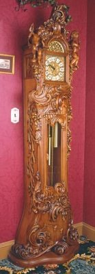 Grandfather clock :)