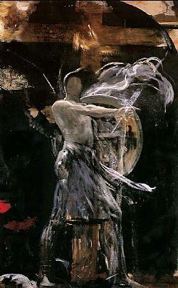 Nikolaos Gyzis archangel