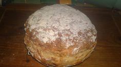 Írsky chlieb zo špaldovej múky - nemiesený, nekysnutý a rýchly (fotorecept) - obrázok 7