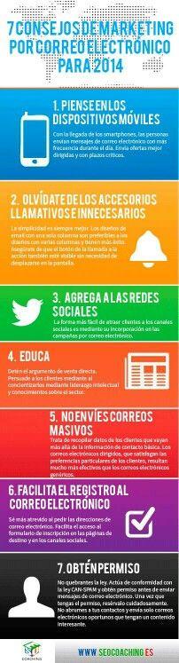 Marketing por E-mail #infografia #E-how