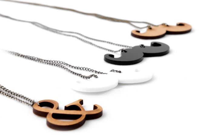 Necklaces by Fox & Heroine on hellopretty.co.za