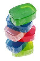 In addition to desserts and soaps, gelatin can be used to make glue.