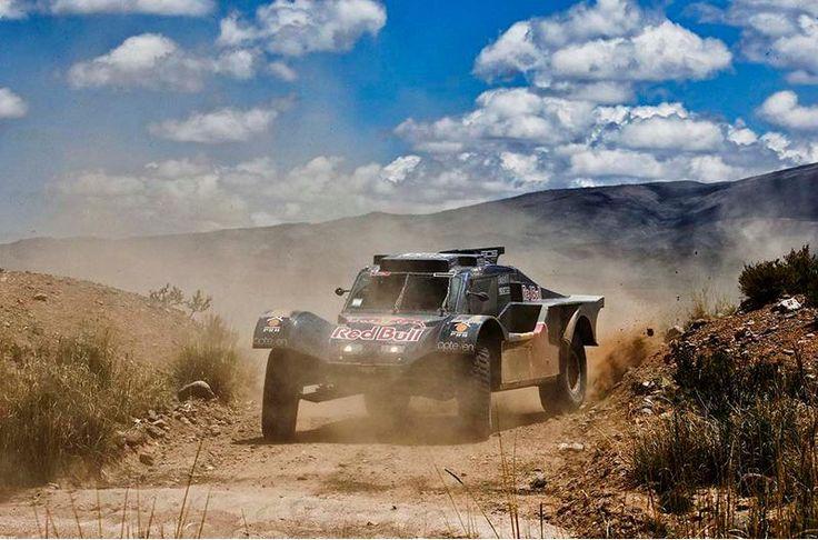 Dakar 7a Tappa - Barreda e Sainz scatenati vincono e vanno a caccia dei minuti perduti nei giorni scorsi