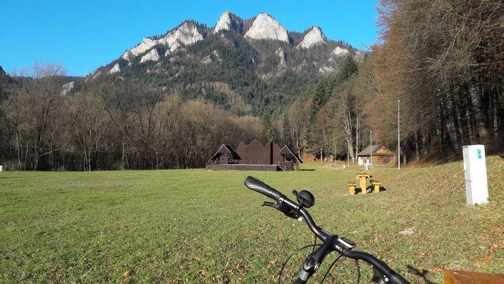 Zdjęcie: Letnie ciepełko więc ponownie pod Trzy Korony #rower #Pieniny