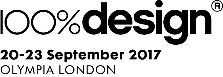 #Announcement! We are exhibitng at 100% Design, London between the 20th - 23rd September, we hope to see you there! Stand L411