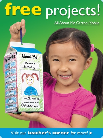 All about me Carton Craft