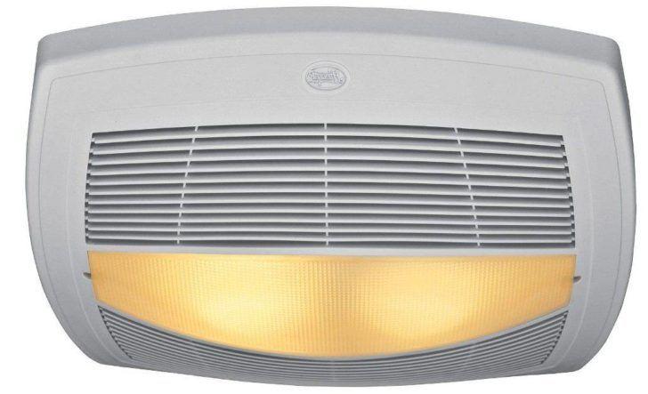 ductless bathroom exhaust fan light