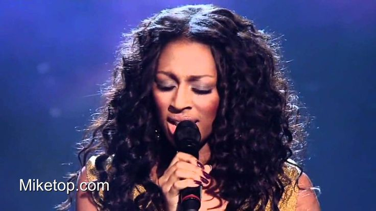 Hallelujah - Alexandra Burke (powerful voice fit for a powerful song)