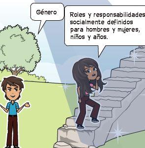 Género | Roles y responsabilidades socialmente definidos para hombres y mujeres, niños y años.
