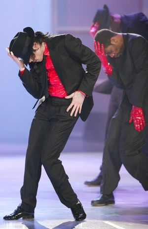 My Michael is so Dangerous! The difference between Michael and other dancers is that Michael feels every beat, every emotion in that song while he performs. The dancers are just focused on not messing up the steps they've memorized.