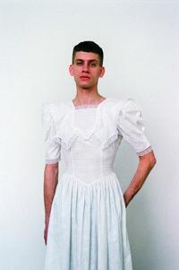 Fotograf Matthias Hamann Der Galerie Aspn Leipzi Man