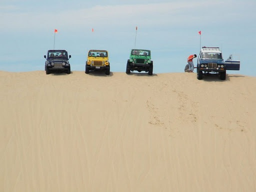 My favorite place in all of Michigan ... Silver Lake Sand Dunes