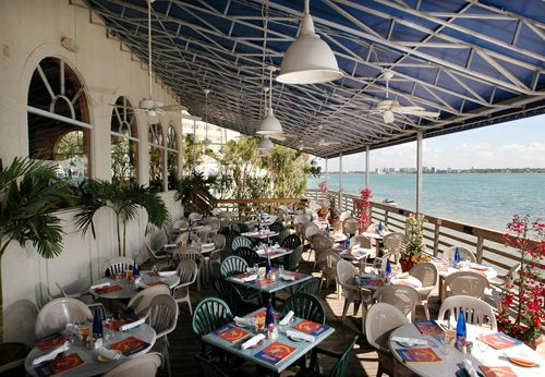 Outdoor Dining On The Beach Florida Dreaming Pinterest