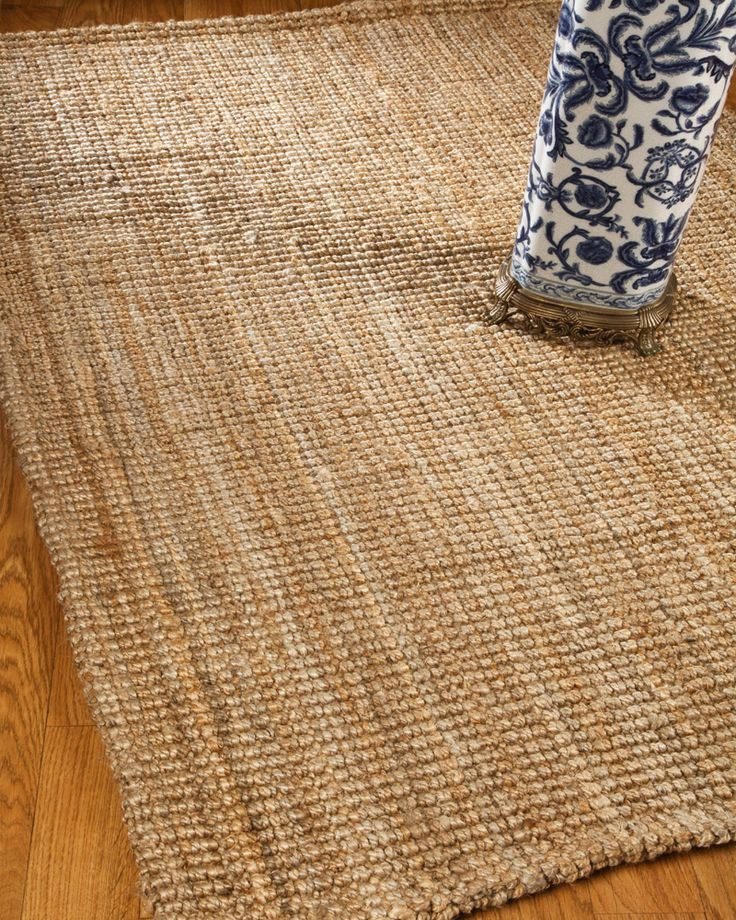 chambers jute rug - Natural Area Rugs